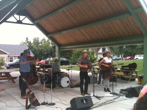 Aurora Oregon Concert Series