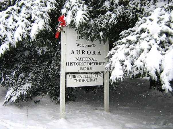 Image result for aurora, oregon