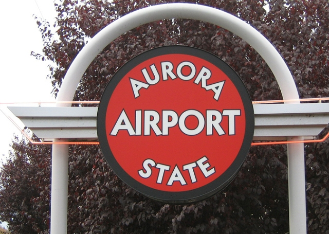 Aurora Oregon Airport