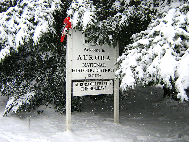 Aurora Oregon